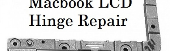 MacBook Hinge Repair