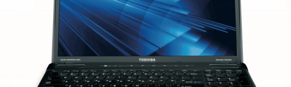Toshiba Satellite A665 15.6″ LCD Screen Repair