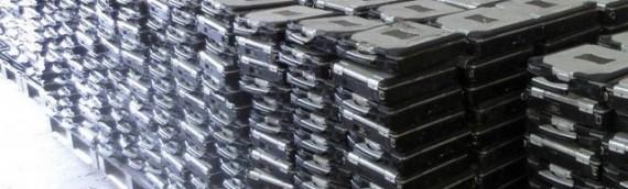 What do 1,300 Panasonic Toughbook CF30 Laptops look like?