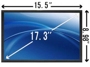 """17.3"""" LCD"""